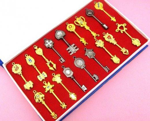 Купить ключи Люси из «Хвоста феи» (Фейри Тейл)