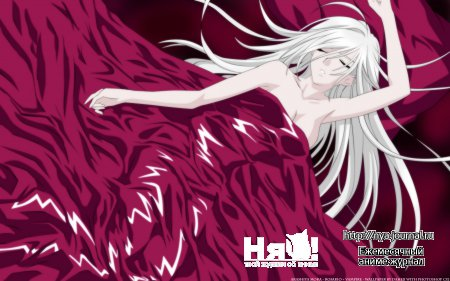 Девушки аниме вампиры фото